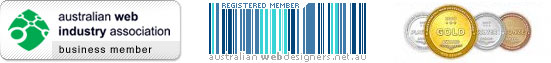 Netforge is a member of Australia's most respected Website Design Industries.
